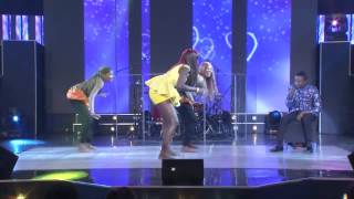Olawale And Tiwa Savage Perform On #MTNPROJECTFAME | MTN Project Fame 6 Reality Show