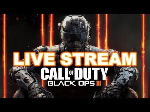 CALL OF DUTY BLACK OPS 3 - COME AND JOIN THE LIVESTREAM