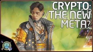 Crypto Guide and Cosmetics - Apex Legends Season 3