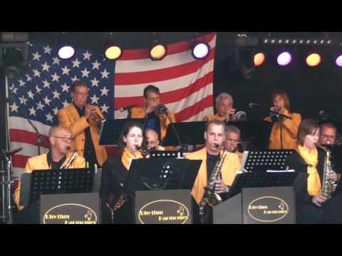 BigBand Rhythm Harmonies bevrijdingsconcert 2010 's-Gravenzande