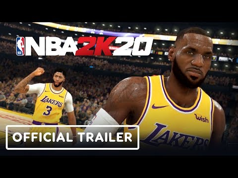 NBA 2K20 - Official Gameplay Trailer