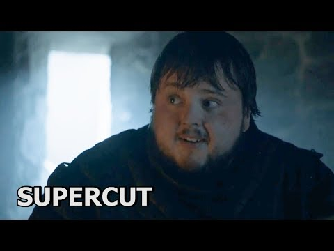 Game of Thrones: Samwell's Funniest Moments