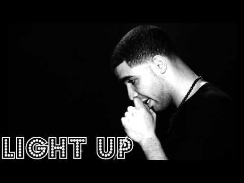 Drake - Light Up Instrumental With Hook.