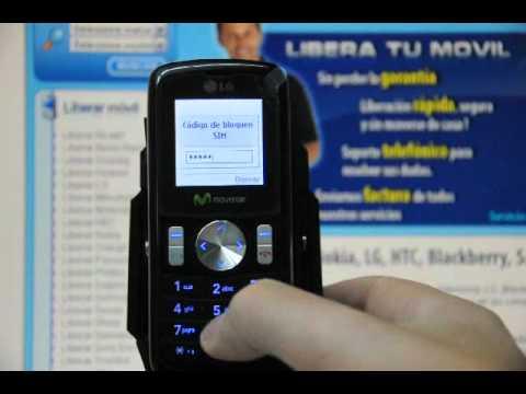 Liberar LG KP100, cómo desbloquear LG KP100 de Movistar - Movical.Net