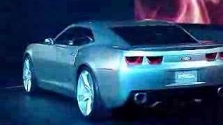Chevrolet Camaro Concept (2008) Videos