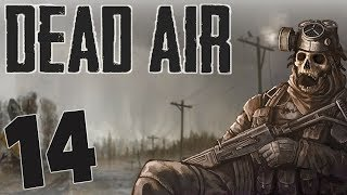 S.T.A.L.K.E.R. Dead Air #14. Нашел Экзоскелет и Добрался до ЧАЭС