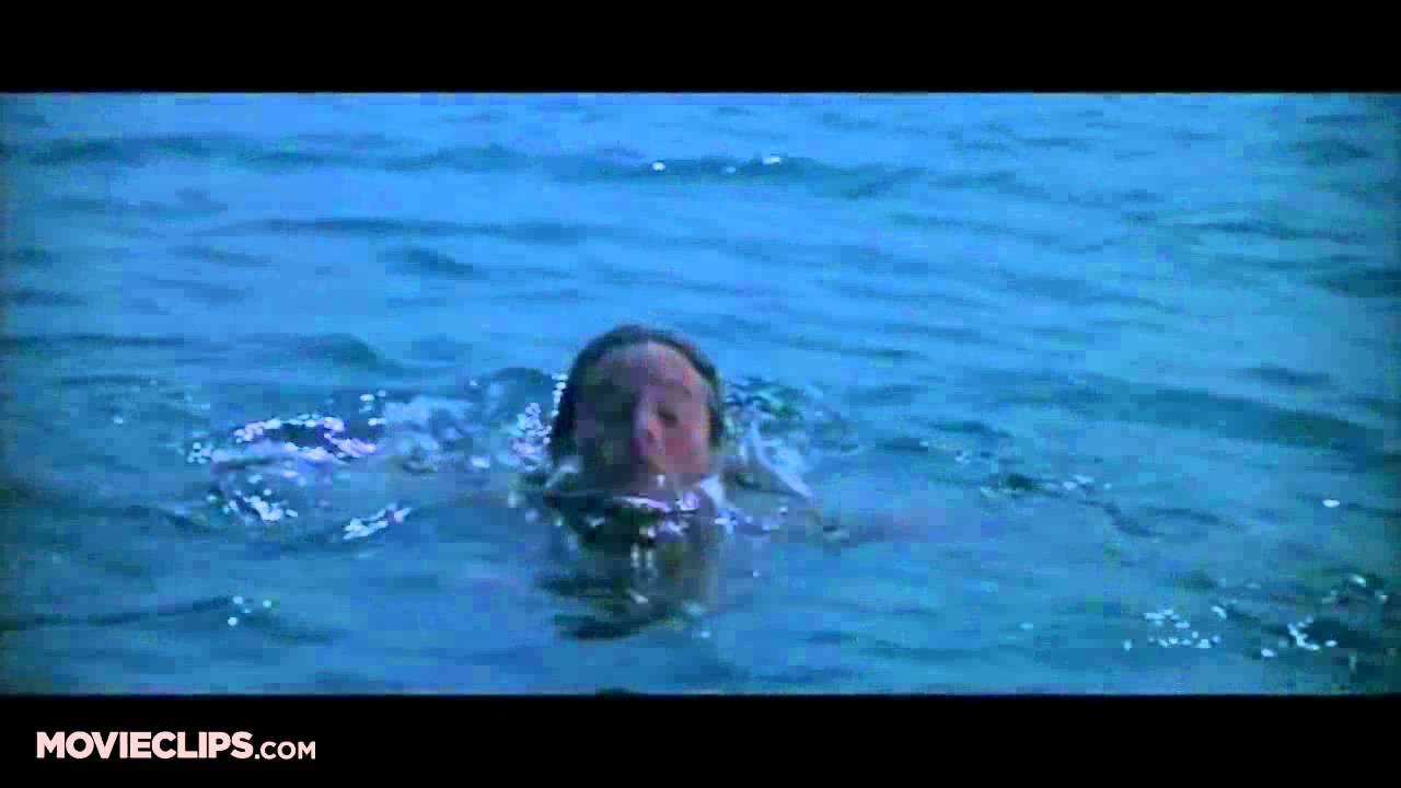 Chrissie's Last Swim Jaws 1 10 Movie CLIP 1975 HD - YouTube