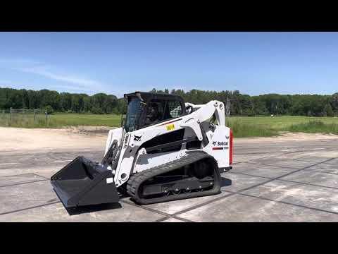 Used heavy machinery Bobcat T650 - HF / BPV / ACD Kompaktlader