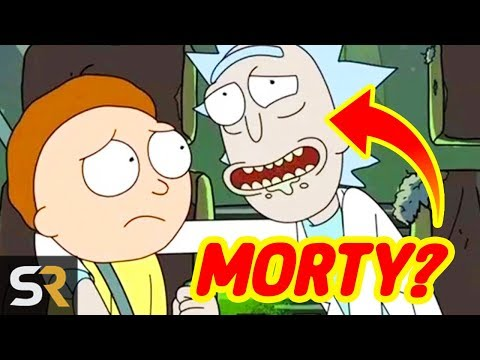 10 Rick And Morty Fan Theories So Crazy They Might Be True