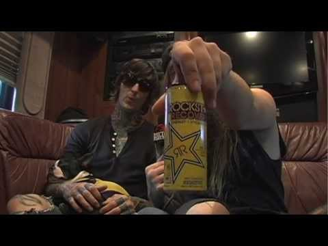 Drink of Choice on Tour? - Metal Injection ASK THE ARTIST