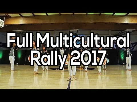 Full Multicultural Rally 2017