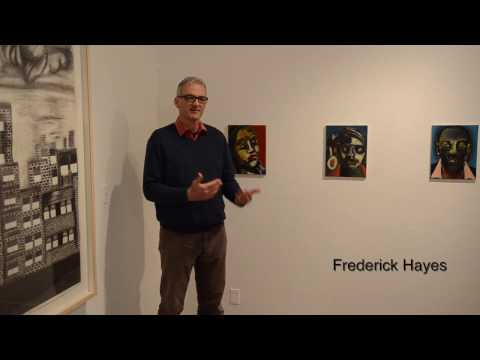 Art Historian & Curator Zarobell at PSG / Frederick Hayes