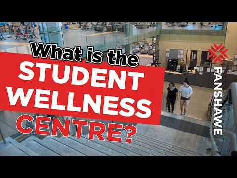 What is the Student Wellness Centre?
