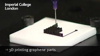 3D printing graphene parts thumbnail