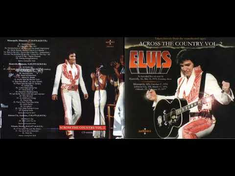 Elvis Presley Across The Country Vol  2