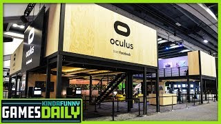 PlayStation and Facebook Pull Out of GDC - Kinda Funny Games Daily 02.21.20