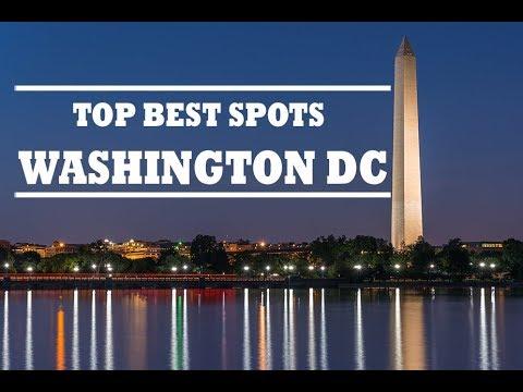 Top Best Spots In Washington DC