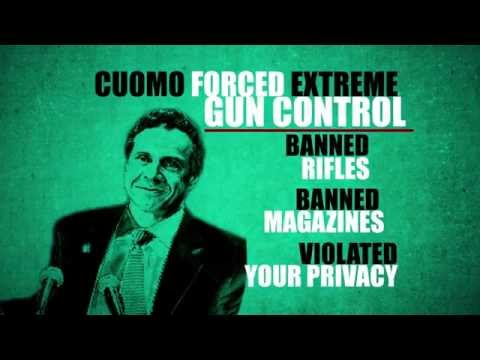 New York Governor Andrew Cuomo: Off the Map