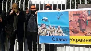 Студия «2510» - «День Соборности Украины» флешмоб