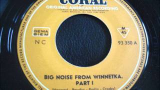 BIG NOISE FROM WINNETKA - COZY COLE