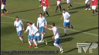 Serie D Girone E Foligno-Ponsacco 3-1