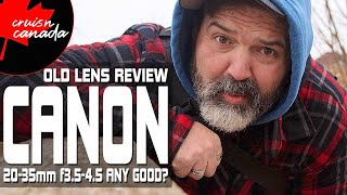 Old Lens Review 2020 | Canon E…