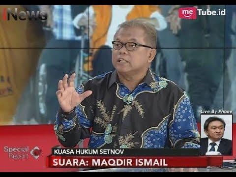 KPK Dianggap Sudah Merencanakan untuk Menggugurkan Praperadilan Setnov - Special Report 14/12