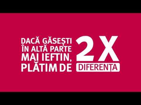 Reclamă ALTEX - Combină ARCTIC - aprilie 2017