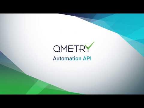 QMetry Test Automation API V1 1 - YouTube