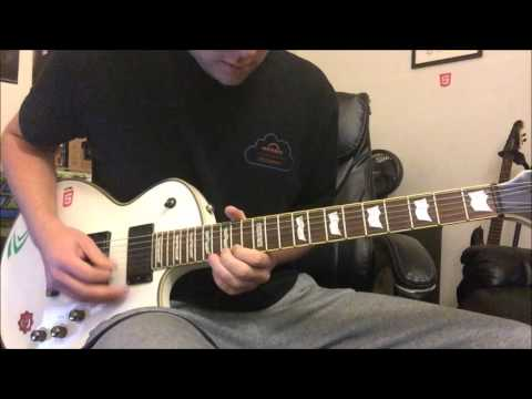 Reapers Muse Guitar Cover