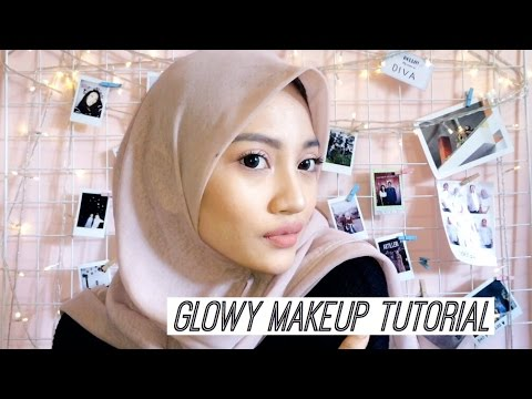 Fresh Glowy Pink Makeup Tutorial | Bahasa Indonesia