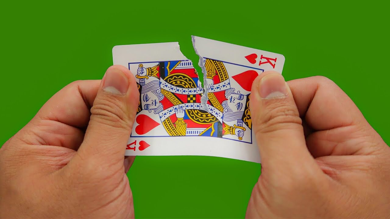 4 BEST Magic Tricks You Can Do - YouTube