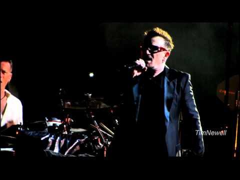"U2 ""Moment Of Surrender (Jungleland)"" FANTASTIC VERSION / Anaheim / June 18th, 2011 /  Angel Stadium"