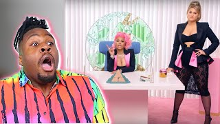 Download Lagu MEGHAN TRAINOR NICKI MINAJ NICE TO MEET YA REACTION MP3