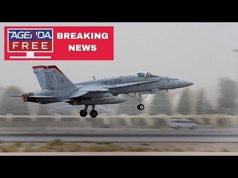 2 US Marines Planes Crash - LIVE BREAKING NEWS COVERAGE