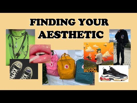 How to find your Aesthetic (E-girl, Arthoe, Skaterboy & Streetwear)
