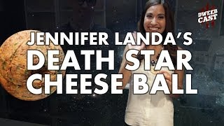 Diy Death Star Cheese-ball With Jennifer Landa! | Dweebcast | Oratv