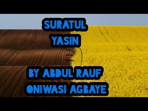 suratul yasin abdul rauf thumbnail