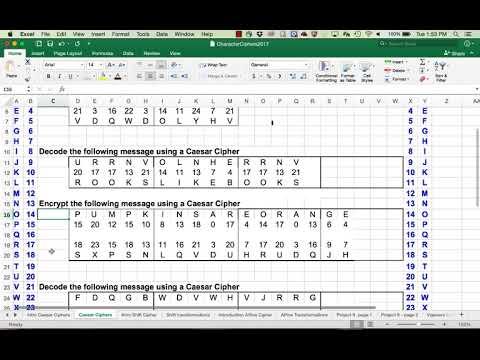 Shift Ciphers   Codexpedia