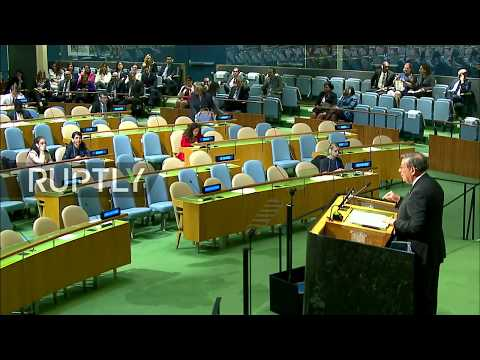 LIVE: World leaders gather at UN Headquarters in NY for 72nd UNGA final session