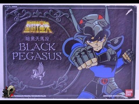 Saint Seiya Vintage - Black Pegasus HK Edition - Bandai Asia.Review en español.