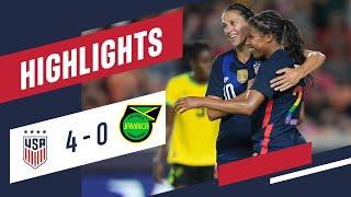 USWNT vs. Jamaica: Highlights - June 13, 2021