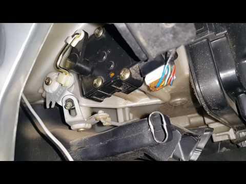 Broken Air Mix Motor Doovi