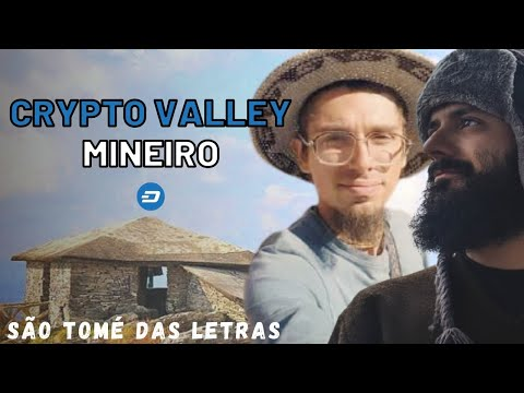 Crypto Valley – São Thomé das Letras