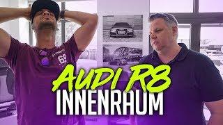 JP Performance - Audi R8 V10 | Innenraum!