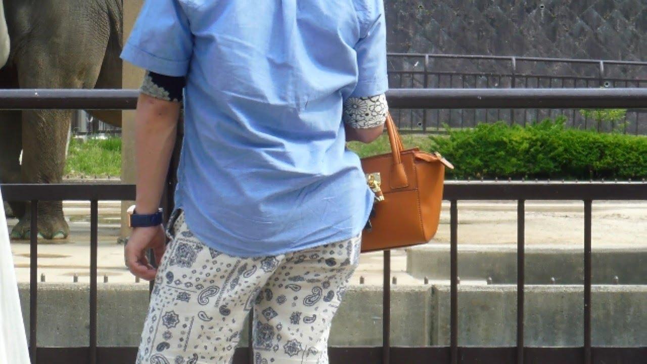 Manbags in Japan!