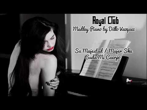 Royal Club Ska - Su Majestad/Mujer Ska/Suda Mi Cuerpo (INSTRUMENTAL)