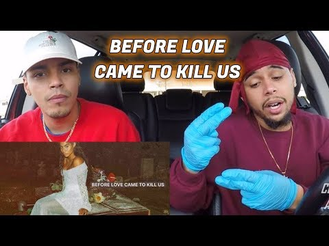 JESSIE REYEZ - BEFORE LOVE CAME TO KILL US | REACTION REVIEW