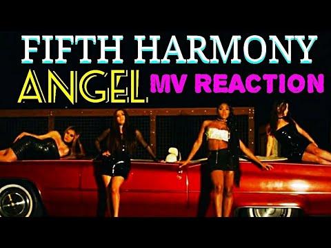 FIFTH HARMONY - ANGEL MUSIC VIDEO (REACTION)