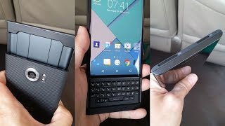 Blackberry Priv Review! after few days incredibal results.